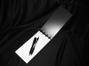 Click this random image of a pen and paper for some original poems and short stories