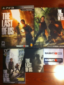 TLOU Collector's