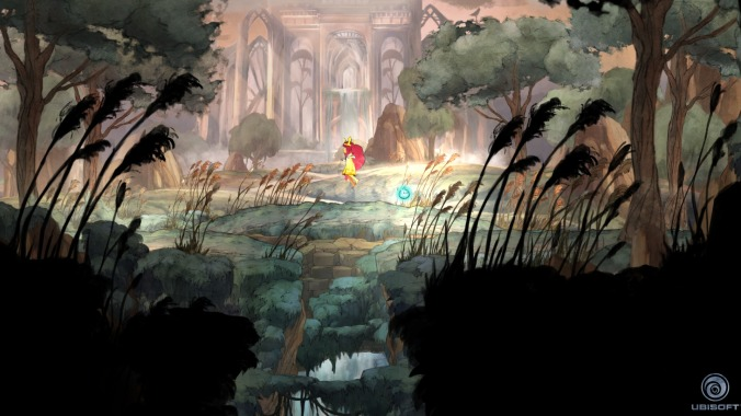 Click the image above for my Child of Light Image Gallery