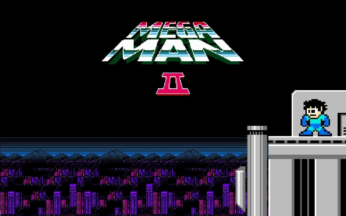 Video Game Journal- I Beat my 1st Mega Man Game