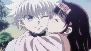killua and sis